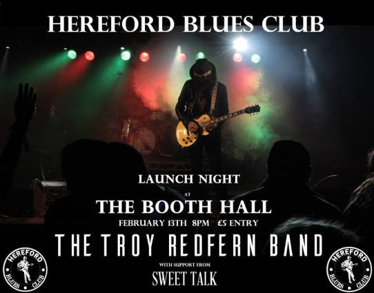 hereford blues club