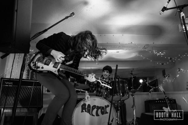 As Mamas Play Hereford, HeyLittleMonster, Psychedelic Gig Review, The Booth Hall