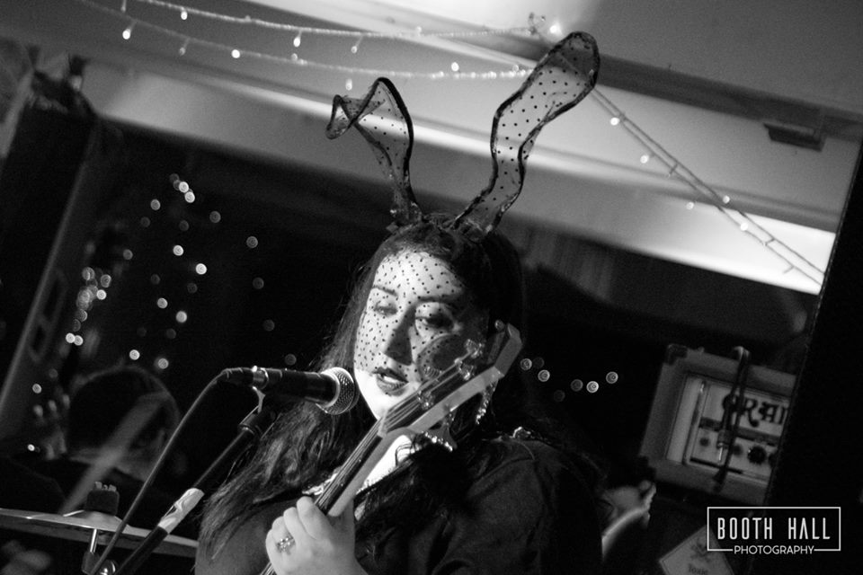 Booth Hall Bank Holiday Gig Review: 2 Nights, 6 Bands, Bunny Ears, Manic Stage Presence & Rock legend Reincarnations