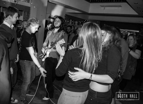 Raptor, HeyLittleMonster, The Booth Hall, Hereford, Gig Review, Psychedelic Blues