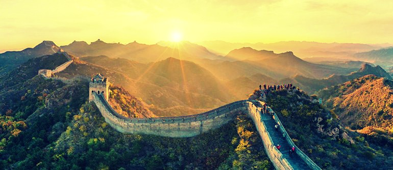 Help Hereford Music Promoter Kirsty Morris Get To The Great Wall of China In Support of St. Michael's Hospice